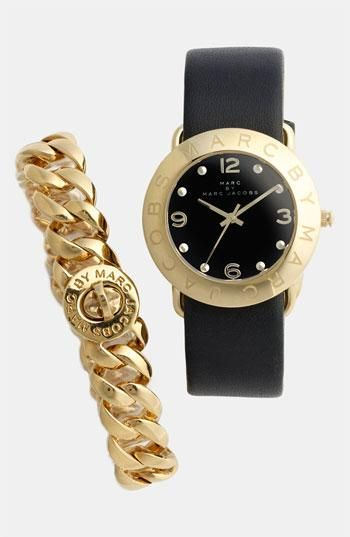Marc Jacobs 'Amy' Watch. Love.