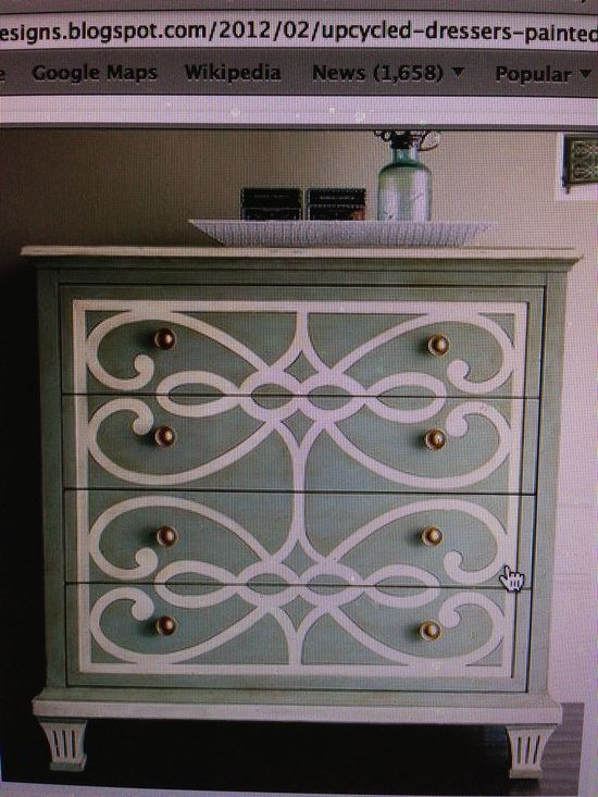 Painted Furniture Inspirations
