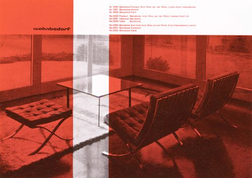 Furniture for the home - History Swiss Graphic Design,...