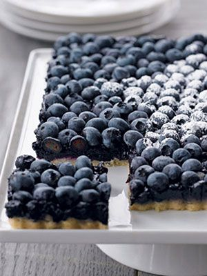 Check out our collection of yummy #summer #fruit #tarts! We love the antioxidant-packed #blueberry tart! #recipes