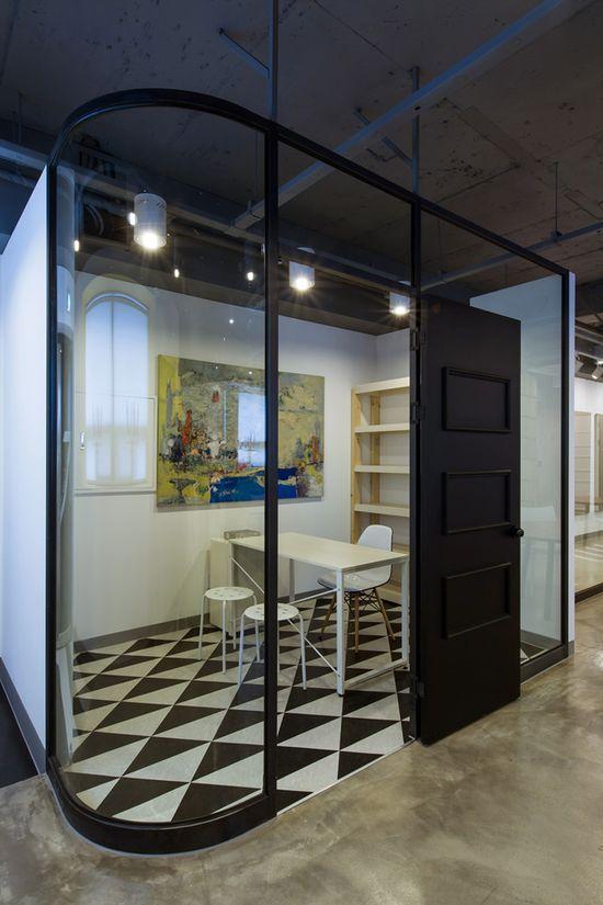Wiggle Wiggle Crayone Art Institute studio ima Seoul 04 Wiggle Wiggle Crayone Art Institute by studio i.m.a, Seoul