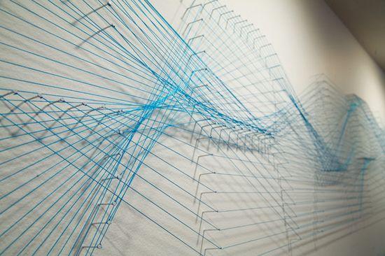 Ispace Graphic Design Exhibition by Darren McPherson, via Behance