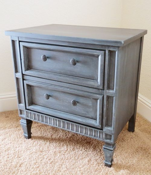 painted furniture before and after pictures