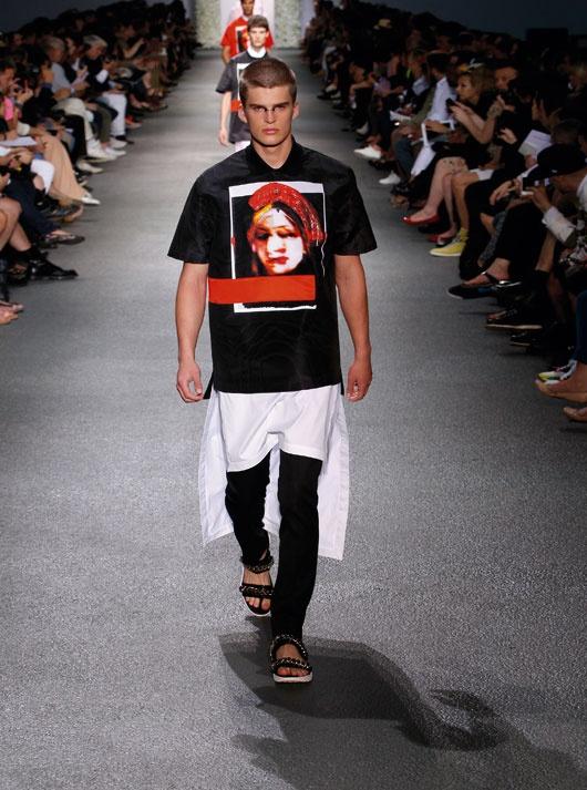 Short Shorts Givenchy S/S 13