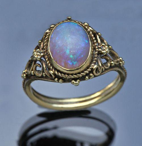 Lovely opal ring!!