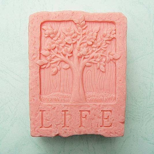Rectangle Silicone Handmade Soap Mold Chocolate Mold