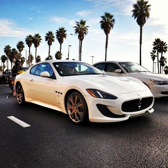 Seriously Dope Maserati GranTurismo
