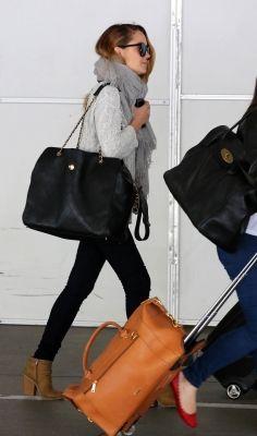 Lauren Conrad Airport style