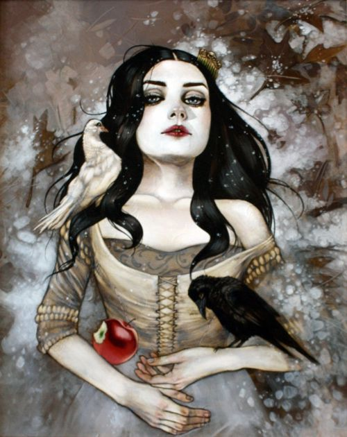 Snow White by Leilani Bustamante