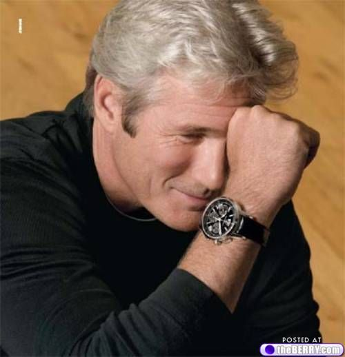 OR Richard Gere - As Grandfather
