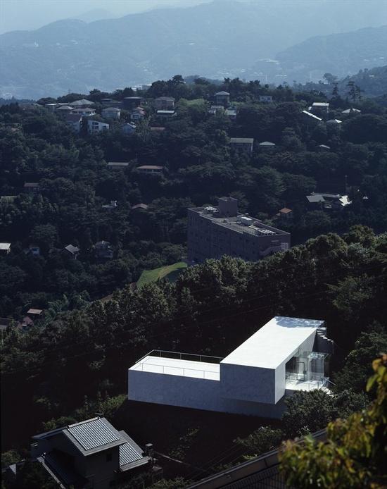 PLUS, Shizuoka, 2009 by Mount Fuji Architects Studio  #architecture #japan #landscape #house #shizuoka