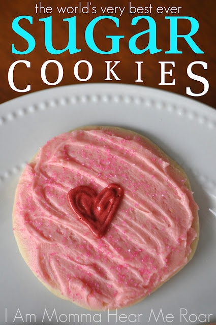 "another ""best"" sugar cookie recipe to try..."