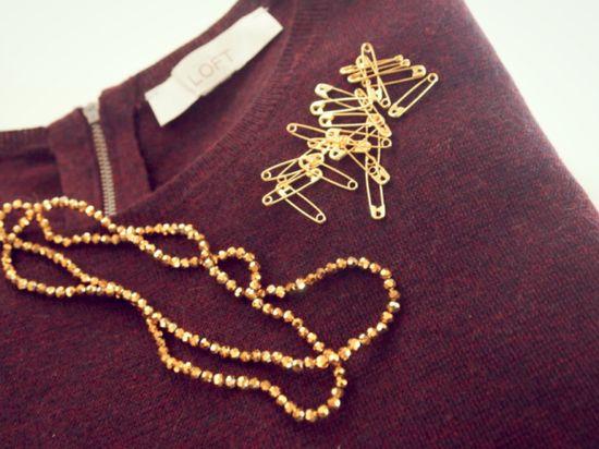 Beaded Collar #DIY #Fashion