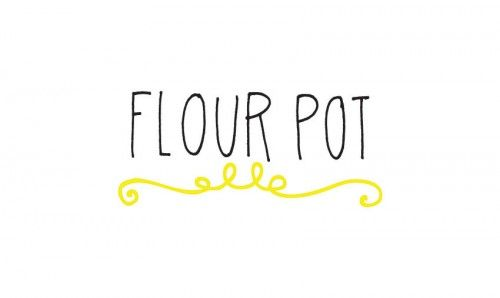 simple cutesy logo for a bakery