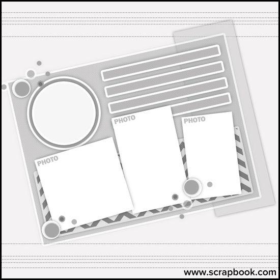 Sketch 12 - Scrapbook.com