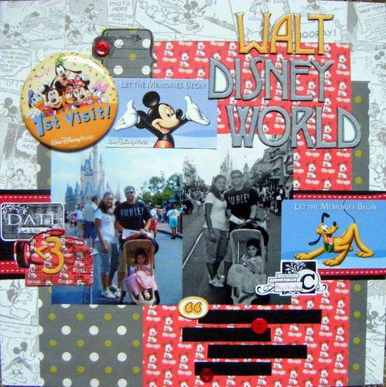 Searchwords: Walt Disney World