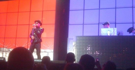 Pet Shop Boys, Atlantic City, 2009