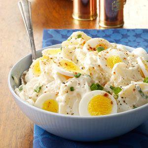 Grandma's Potato Salad Recipe