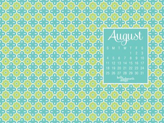 kelly ashworth design desktop wallpaper august 2013