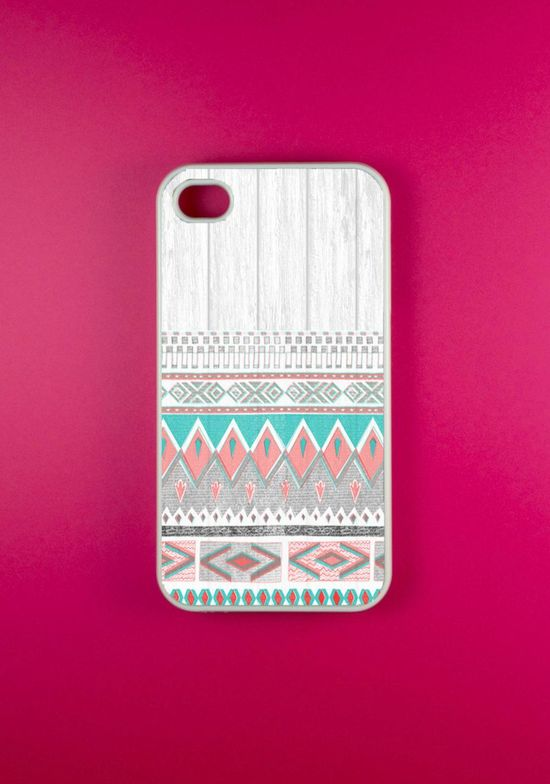 Iphone 4 Case - Aztec Pattern Iphone 4s