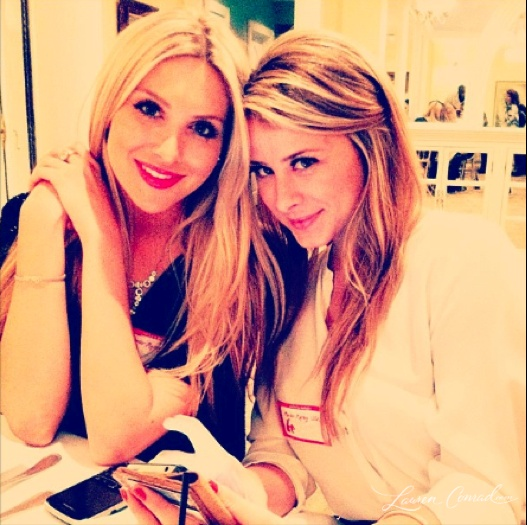 Stephanie and Lo