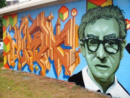Graffiti #graffiti #street #art