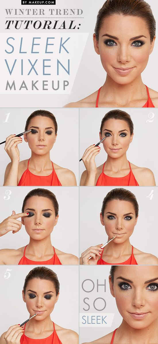 how to: makeup tutorial