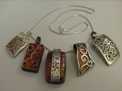 FASHION of Life Style: Handmade Silver Jewelry