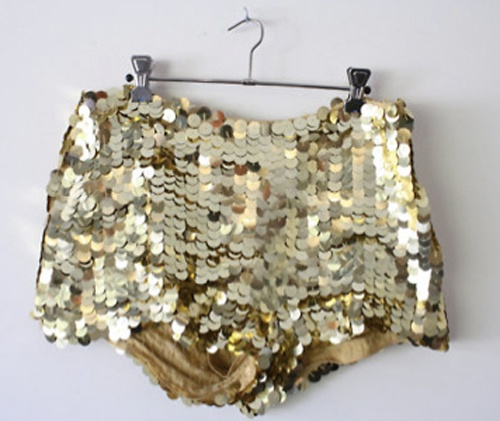 sequin shorts....need