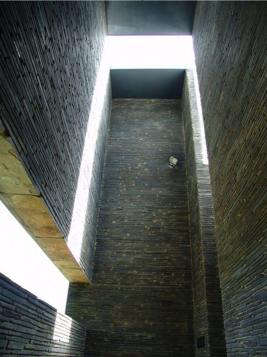 Porciúncula de la Milagrosa Chapel in Columbia by Daniel Bonilla Arquitectos