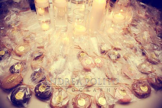 #wedding #reception #gifts #cookies