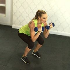 Heidi Klum's Trainer Shows Us a 10-Minute Bridal Body Workout For Your Big Day!