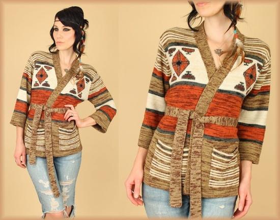 70s vintage sweater