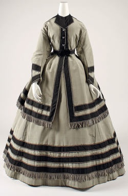 Wedding Ensemble  1866–69