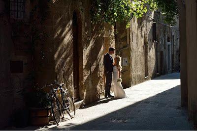 Viva la sposa!: A romantic wedding in Pitigliano...
