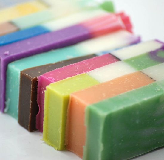 Handmade Soap Sample Pack
