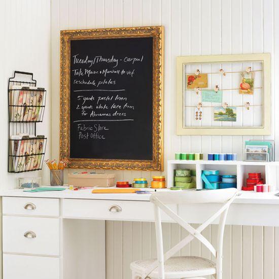 Lovely Little Craft Room