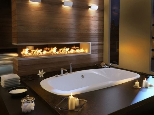 10  Ideas for Modern Bathroom Design