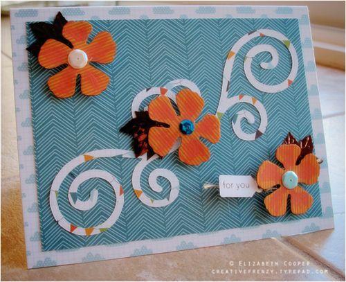 Handmade Card: For You