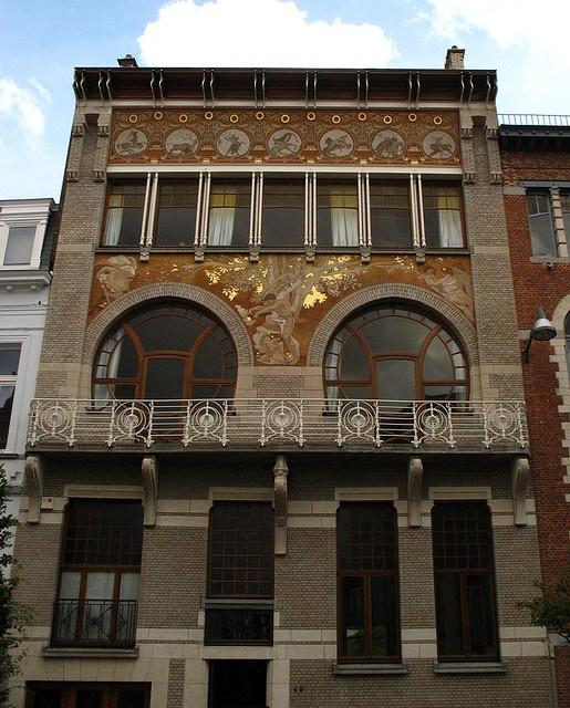 1/ art nouveau in Brussels