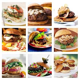 Summer's Best Burger Recipes