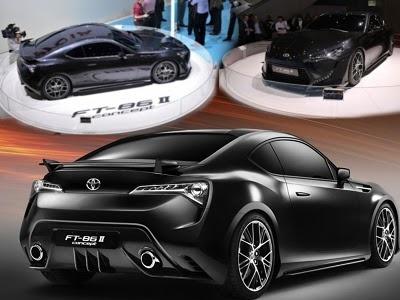 2012 Toyota Sport Cars FT-86 Concept II