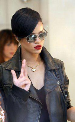 Short haircut styles Rihanna New Modern Hair