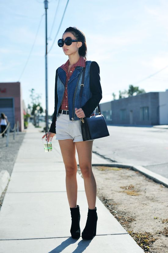she's my style idol. neonblush.com