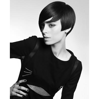 Short hair styles ..