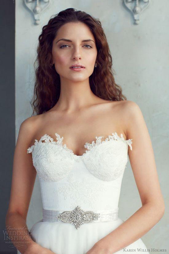 Karen Willis Holmes 2013 Wedding Dresses
