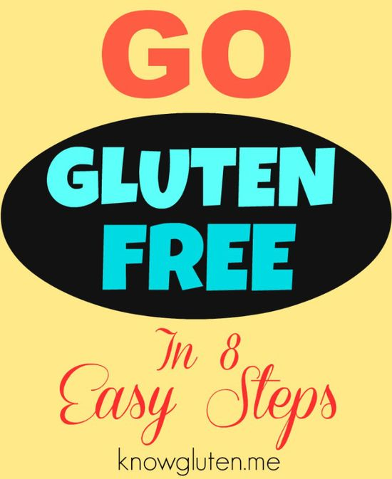 Go Gluten Free in 8 Easy Steps: Tips from Know Gluten