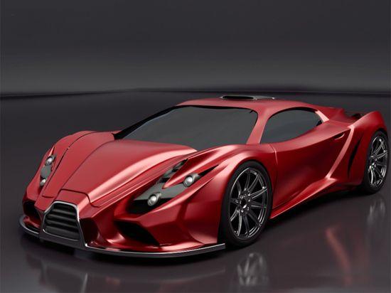 Radical Exona Supercar Concept