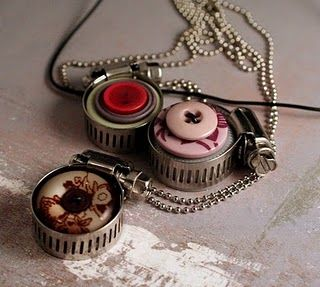 Tutorial... recycled jewelry