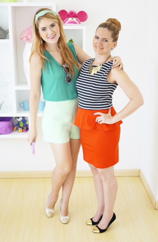 Colorful Summer Outfits